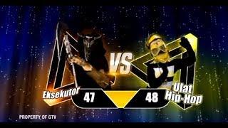 Kesel! Ulet Hip Hop VS Eksekutor Yang Menang Ini Nih..  | The Mask Singer Eps. 11 (9/9) GTV 2018