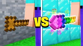 $1 SHOVEL vs $1M RAINBOW MAGIC SHOVEL!