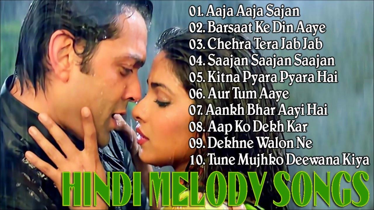 Hindi Melody Songs Superhit Hindi Song kumar sanu, alka yagnik & udit narayan musical_masti