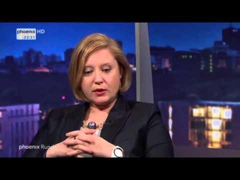 Die Heuchelei und Verlogenheit der EU! Aleksandra Rybinska (polnische Journalistin)