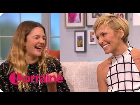 Drew Barrymore And Toni Collette On Becoming Best Friends | Lorraine