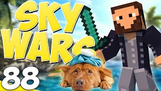 "Minecraft Sky Wars: Game 88! ""SICK AS A DOG!"" w/Athix"
