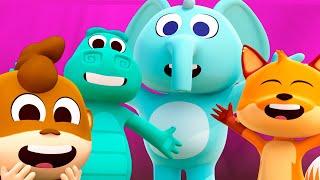 Las Canciones Favoritas del Zoo ¡A Cantar y Bailar! | Canciones del Zoo
