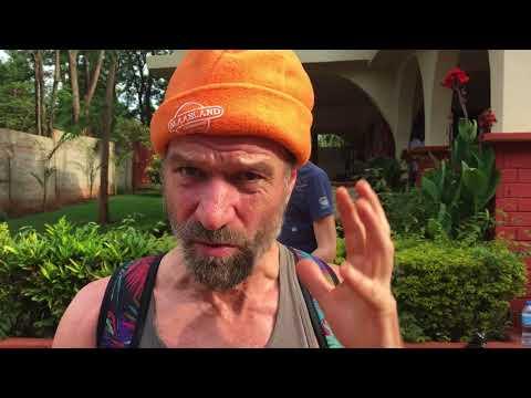 Wim Hof Explains Altitude Breathing
