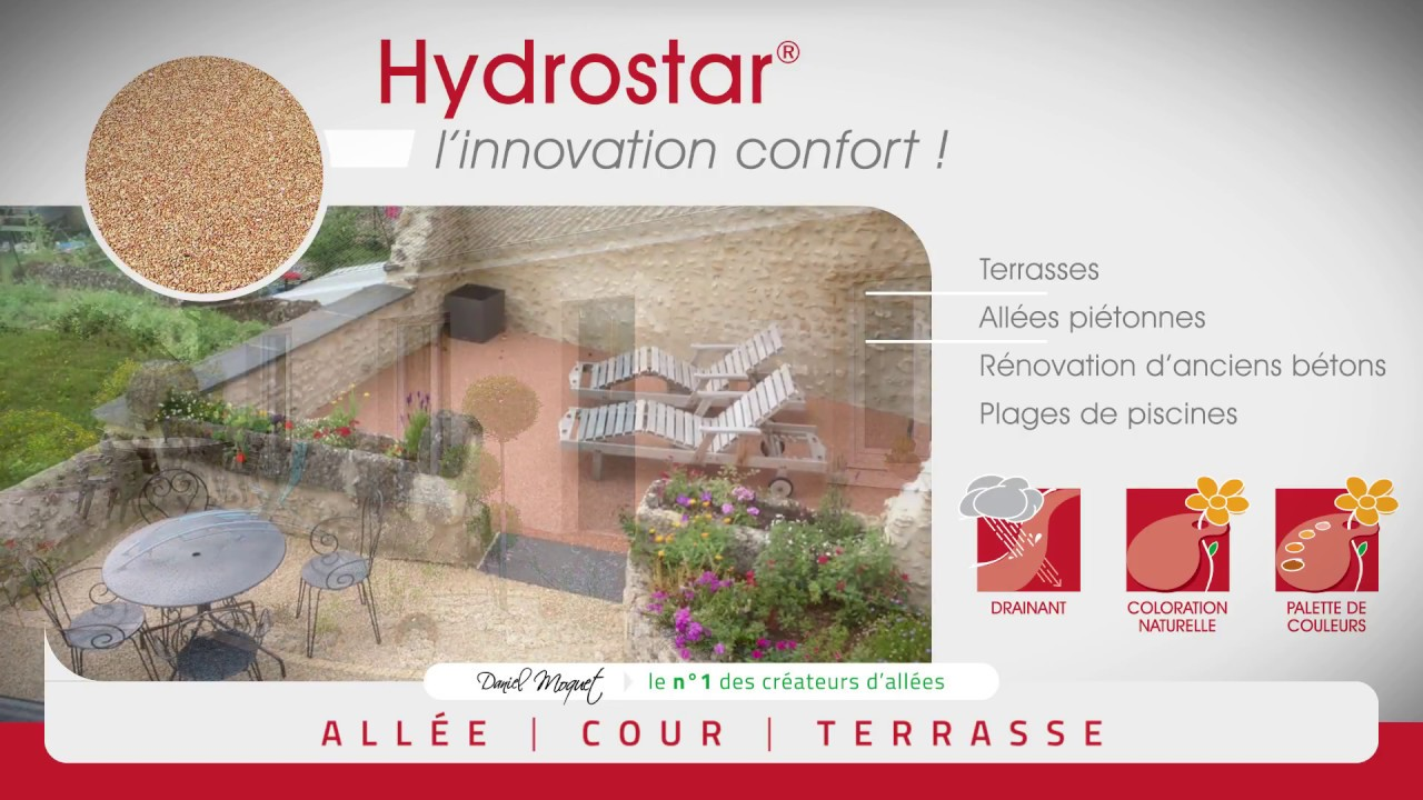 Hydrostar L Innovation Confort