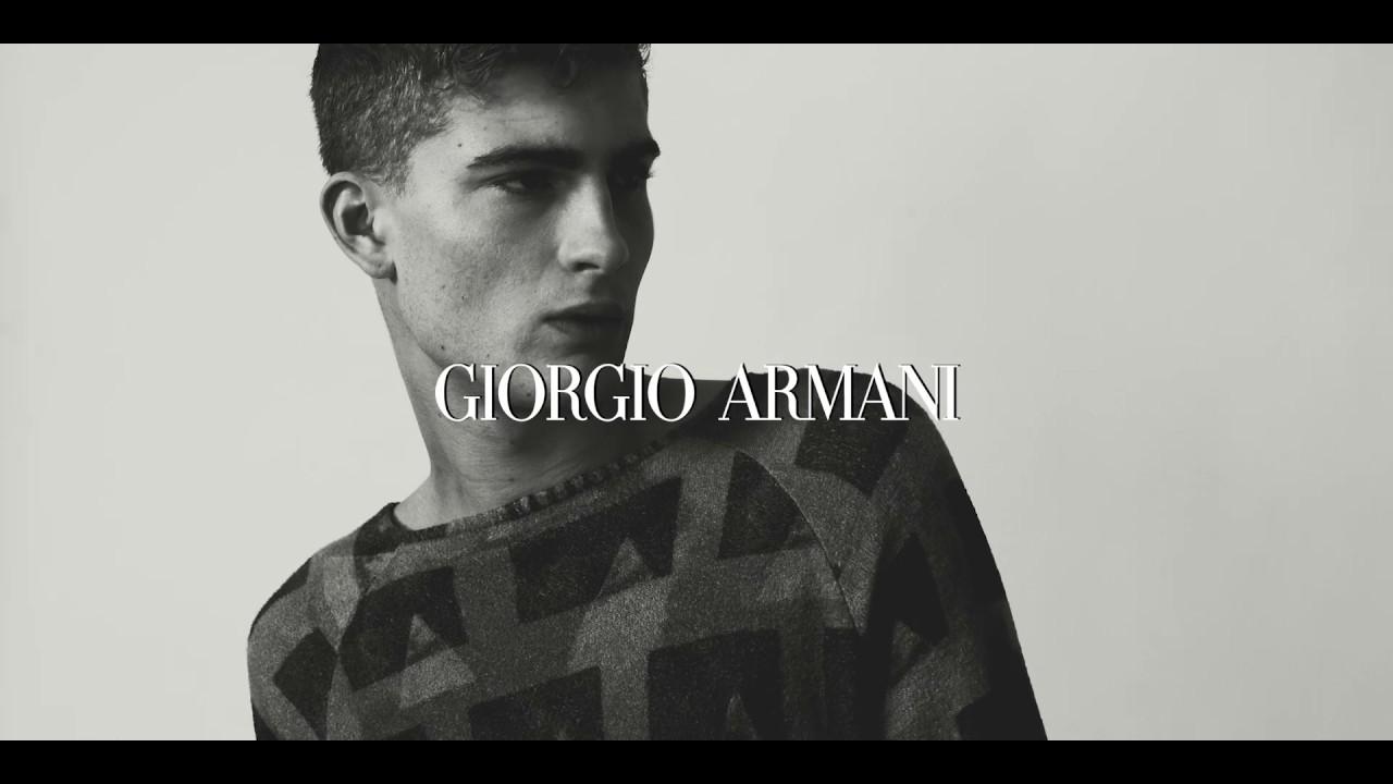 Giorgio Armani SS20 Sneakers for Men