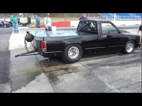 my 1991 s 10 drag truck doovi. Black Bedroom Furniture Sets. Home Design Ideas