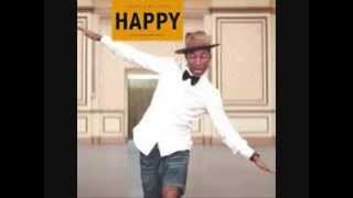Happy Pharrell Williams (avec parole)
