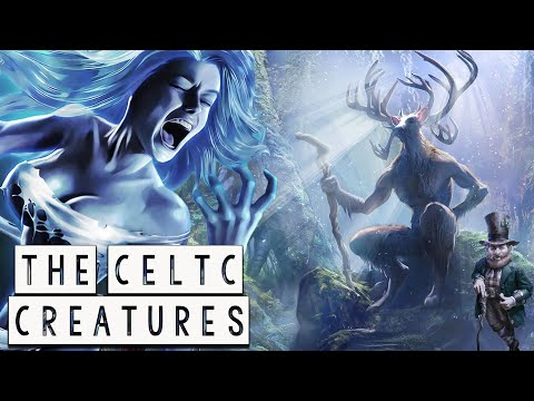The incredible Creatures of Celtic Mythology and Folklore - Mythology Bestiary - See U in History