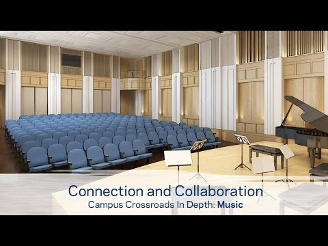 Campus Crossroads Project: A state-of-the-art facility for music at Notre Dame