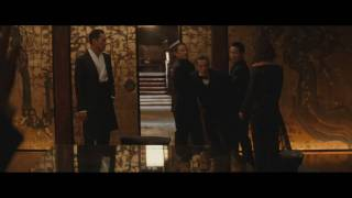 Inception dream collapsing scene