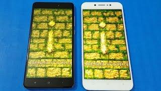 Redmi Note 4 vs Vivo Y66 Speed Test Comparison | Real Speedtest | TechTag!!