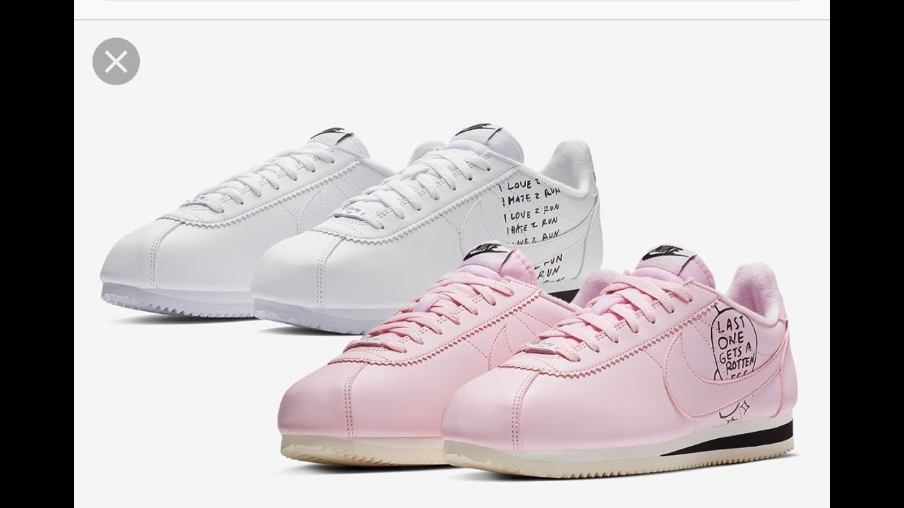 Nike Classic Cortez X Nathan Bell