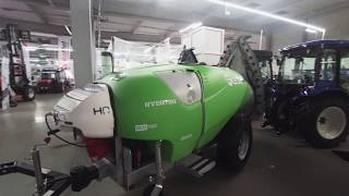 Opryskiwacze sadownicze Fede - Nowoczesne, ekonomiczne dostępne w Agrobard