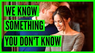 Are HARRY and MEGHAN being HONEST (to themselves)