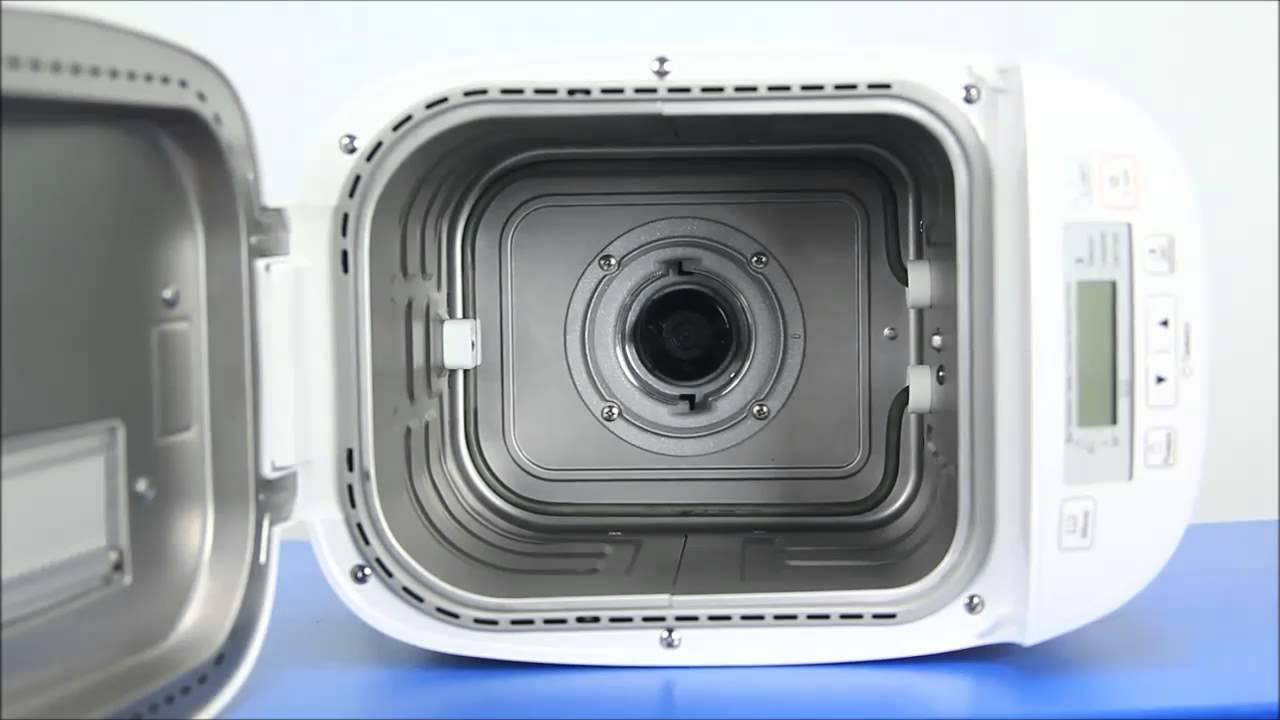Хлебопечка Panasonic SD-ZB2512KTS. Пирожковое тесто Все - YouTube