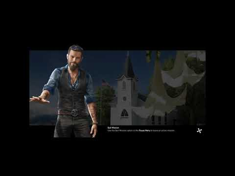 Far Cry 5 #15 : The Hero's Journey / Close Encounter