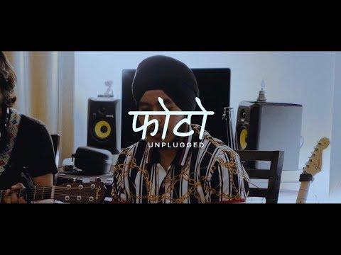 Photo Reprise Version (Hindi/Punjabi) X Zara Tasveer Se Tu | Luka Chuppi | Acoustic Singh