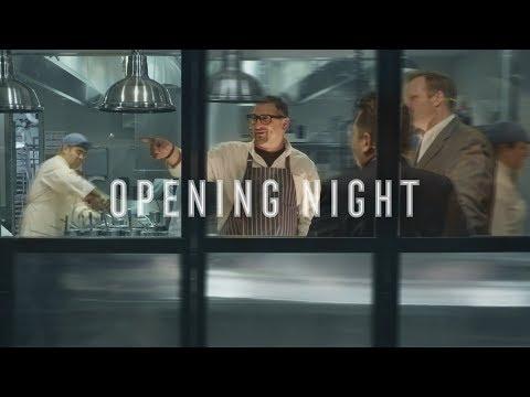 Opening Night at Chris Cosentino's Acacia House