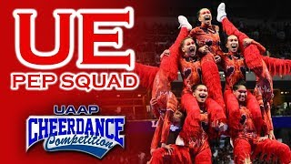 UE Pep Squad - 2017 UAAP Cheerdance Competition