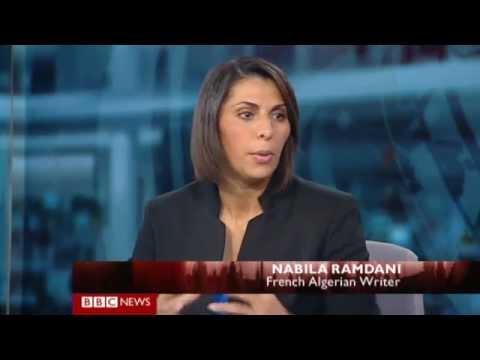 Nabila Ramdani - BBC World TV / News - Dateline London - 15 September 2012