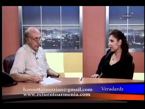 Interview with Mona Mkrtchyan :  News from Armenia #90