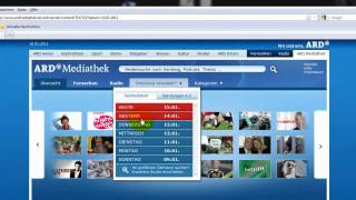 [Tutorial] ARD,RTL,Pro7,ZDF Filme Download [HQ]