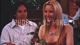 The FULL story of Phoebe and Mike