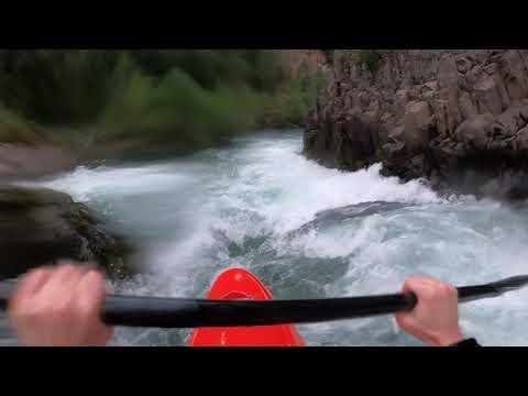 Collawash Kayaking