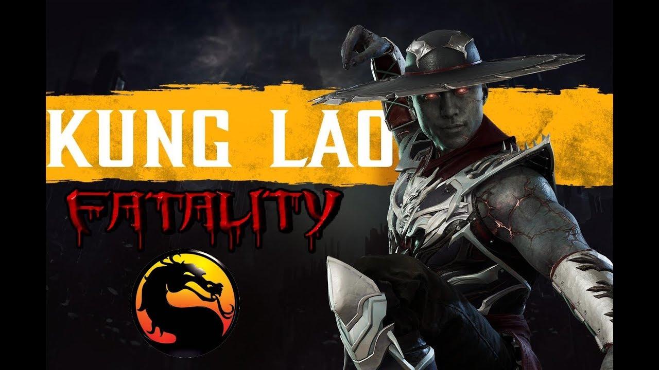Mortal Kombat XL Fatalities de Kung Lao