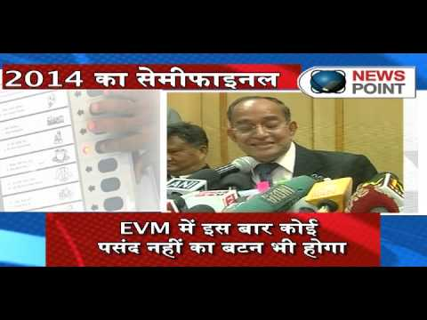Election Commission announces dates for 5 state polls