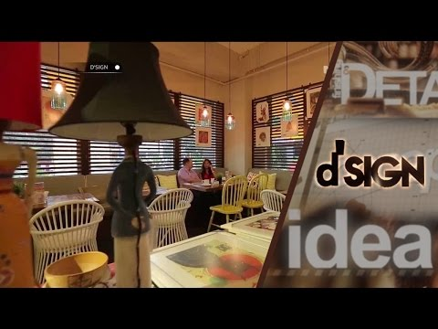 Dsign - Ekletik Design Cafe