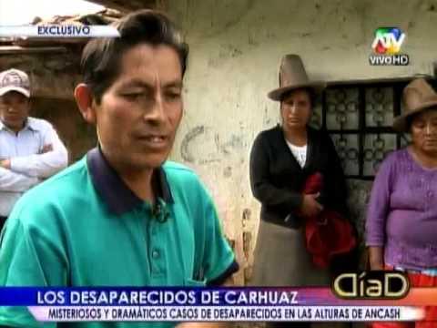Áncash: Mujeres son violadas y asesinadas en el Callejón de Huaylas