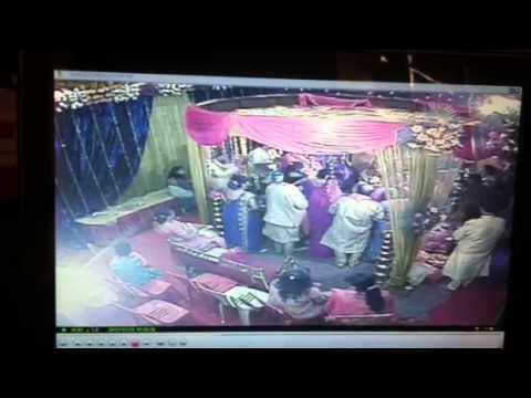 Robbery in Seva Fund Marriage hall @ Ravi & Shilpa Wedding