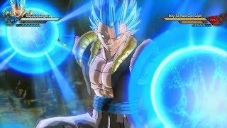 Dragon Ball Xenoverse 2 - Gogeta Blue vs Full Power Broly Vs Battles Gameplay! +Moveset (HD)