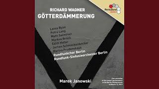 Gotterdammerung (Twilight of the Gods) : Act II Scene 1: Schlafst du, Hagen, mein Sohn?...