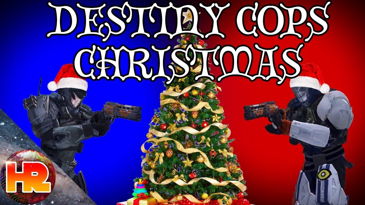 A Cop's Christmas Story - An Original Christmas Story