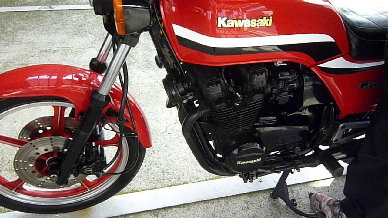 Kawasaki Z400GP - YouTube