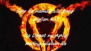 Dagat ng Apoy by Valley of Chrome with lyrics