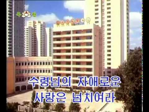 DPRK Music 10 16 김일성대원수님 고맙습니다   Thanks To The Generalissimo 360p