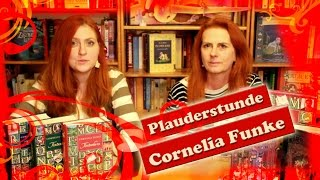 Glimmerfee Plauderstunde: Cornelia Funke Thumbnail