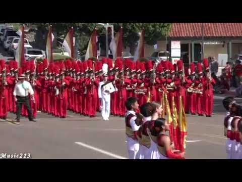 Mt. Carmel HS - The Beau Ideal - 2015 Mt. Carmel Band Review