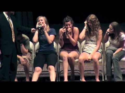 College Hypnotist Celebrity Shoe Phones | Hypnosis ...