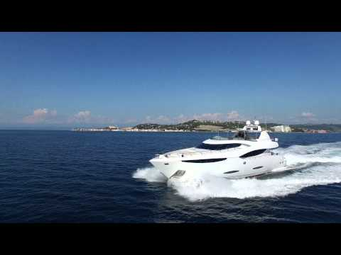 Luxurious yacht for sale