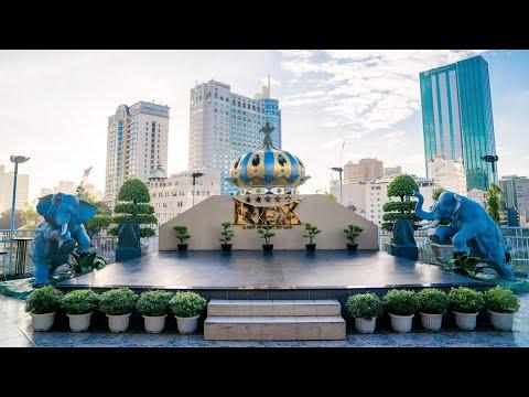 KHÁCH SẠN REX SÀI GÒN - Ngôi Nhà Việt Nam Của Quý Khách