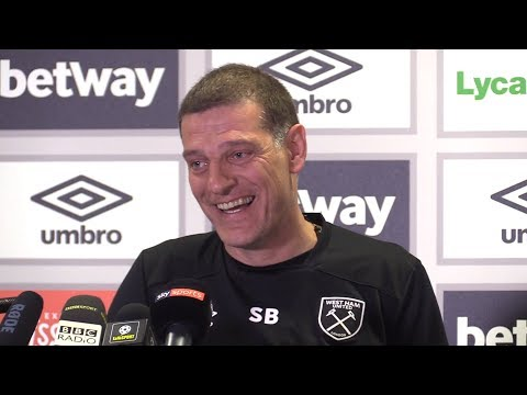 Slaven Bilic Full Pre-Match Press Conference - West Ham v Brighton - Premier League