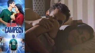 ¡Tita y Daniel se entregan al amor! | La jefa del campeón - Televisa