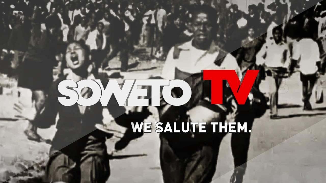 Soweto TV Promo   June 16, 1976 Soweto Uprising