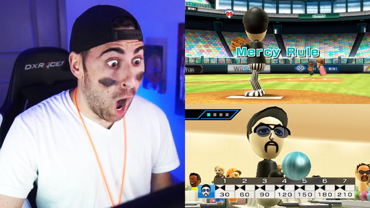 Can I go PERFECT in EVERY sport? [Wii Sports]   Full Video