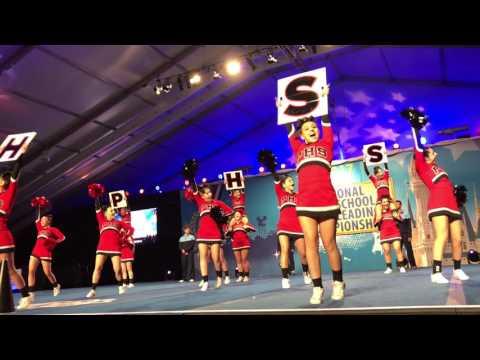 Plainedge Varsity Cheer Nationals 2017